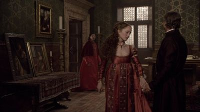 Giulia Farnese, season 1 episode 3