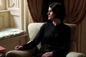 Downton Abbey S4 The fourth series, set in 1922, sees the return of our much loved characters in the sumptuous setting of Downton Abbey. As they face new challenges, the Crawley family and the servants who work for them remain inseparably interlinked. MICHELLE DOCKERY as Lady Mary