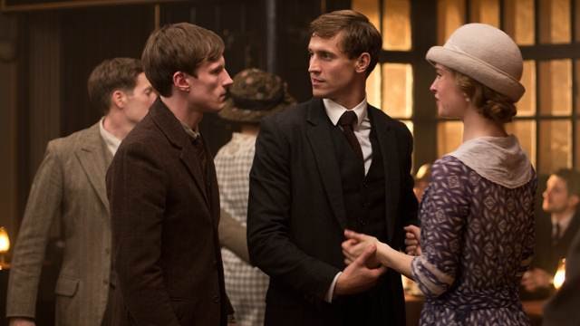 Dressing Downton: Season 4, Episode 2 - The Armchair Anglophile
