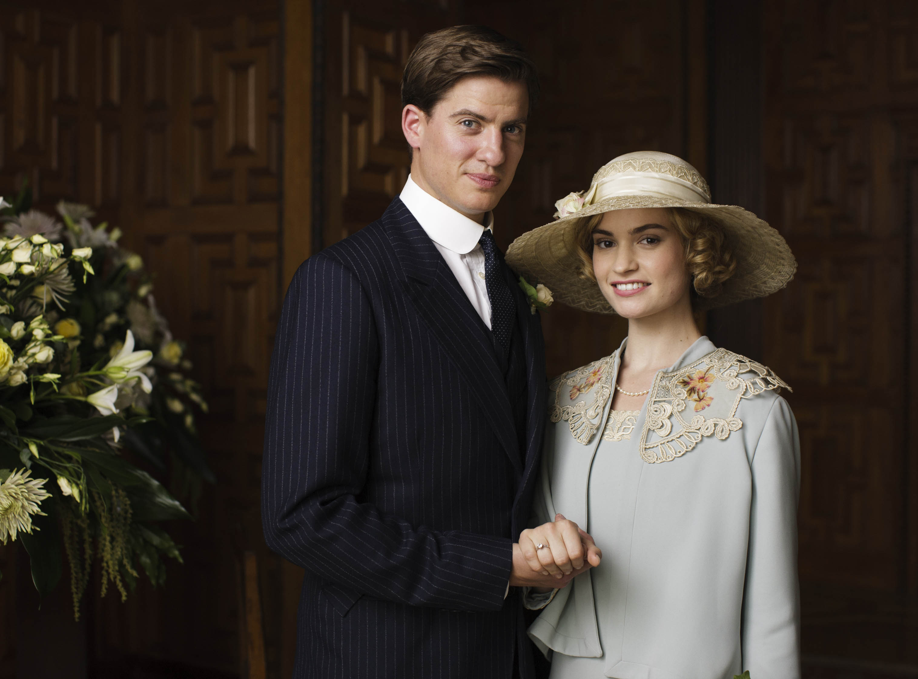 Downton Abbey The Parent Trap The Armchair Anglophile