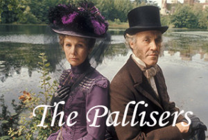 The Pallisers - Susan Hampshire and Philip Latham***SPECIAL FOR SEVEN***
