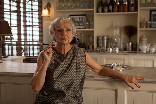 Julie Walters in Indian Summers