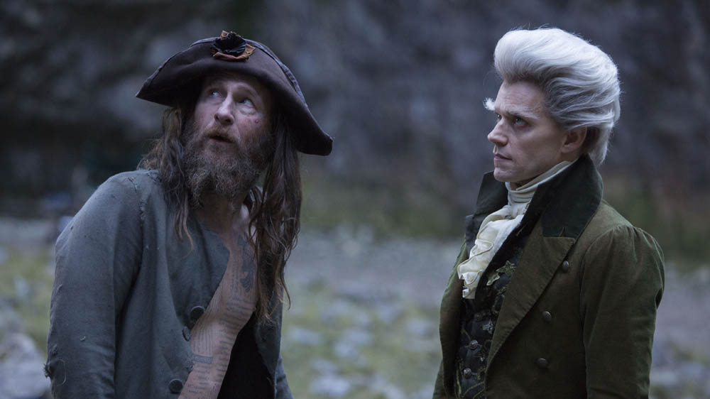 Programme Name: Jonathan Strange & Mr Norrell - TX: n/a - Episode: Ep6 (No. 6) - Picture Shows: (L-R) Vinculus (PAUL KAYE), The Gentleman (MARC WARREN) - (C) JSMN Ltd - Photographer: Matt Squire
