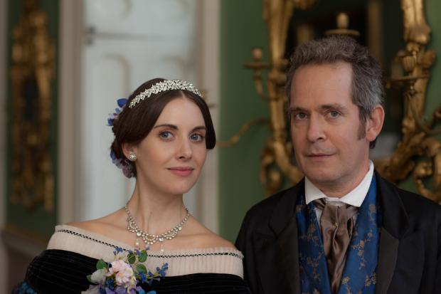 Tom Hollander and Alison Brie hint at things to come in this recap of Dr Thorne