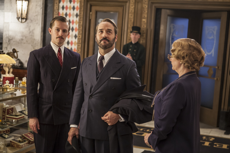 Harry bids the store farewell in this recap of the final episode of Mr Selfridge