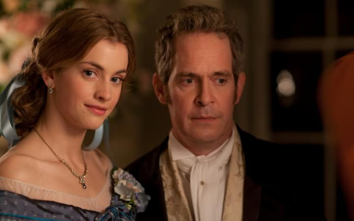 Tom Hollander plays the titular Dr Thorne in this adaptation of Trollope's novel