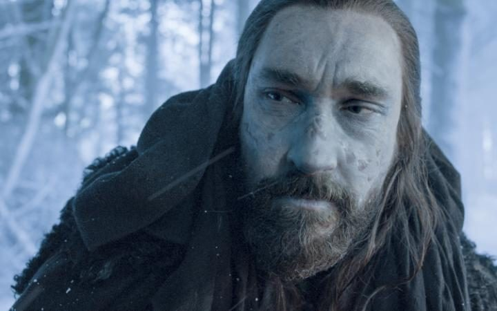 Benjen Stark in Game of Thrones
