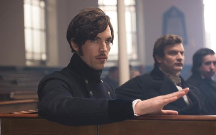 Prince Albert attends an abolitionist meeting in Victoria episode 6