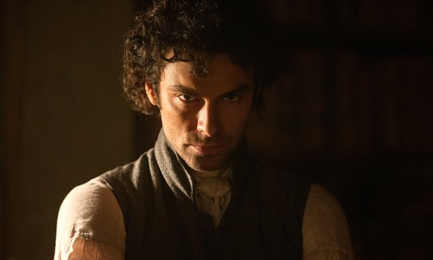 Aiden Turner as Ross Poldark in Season 2 episode 8 of Poldark
