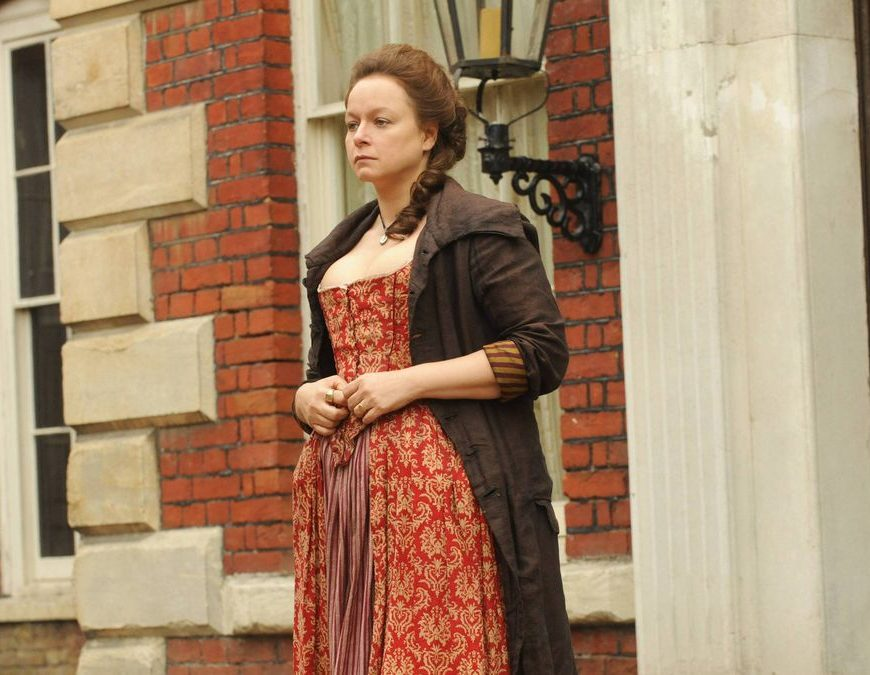 Samantha Morton as Margaret Wells in Episode 8 of Harlots