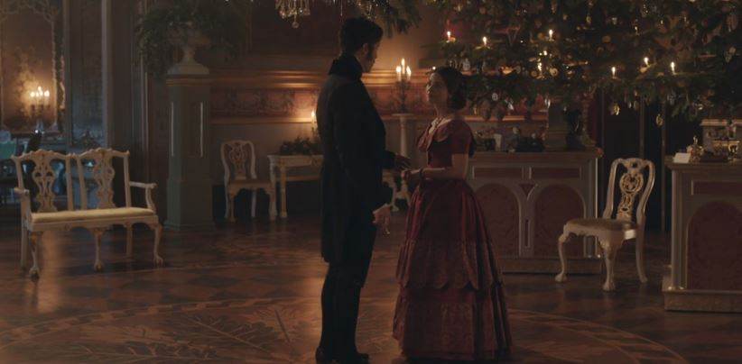 Victoria Christmas Special.Victoria Christmas Special Comfort And Joy