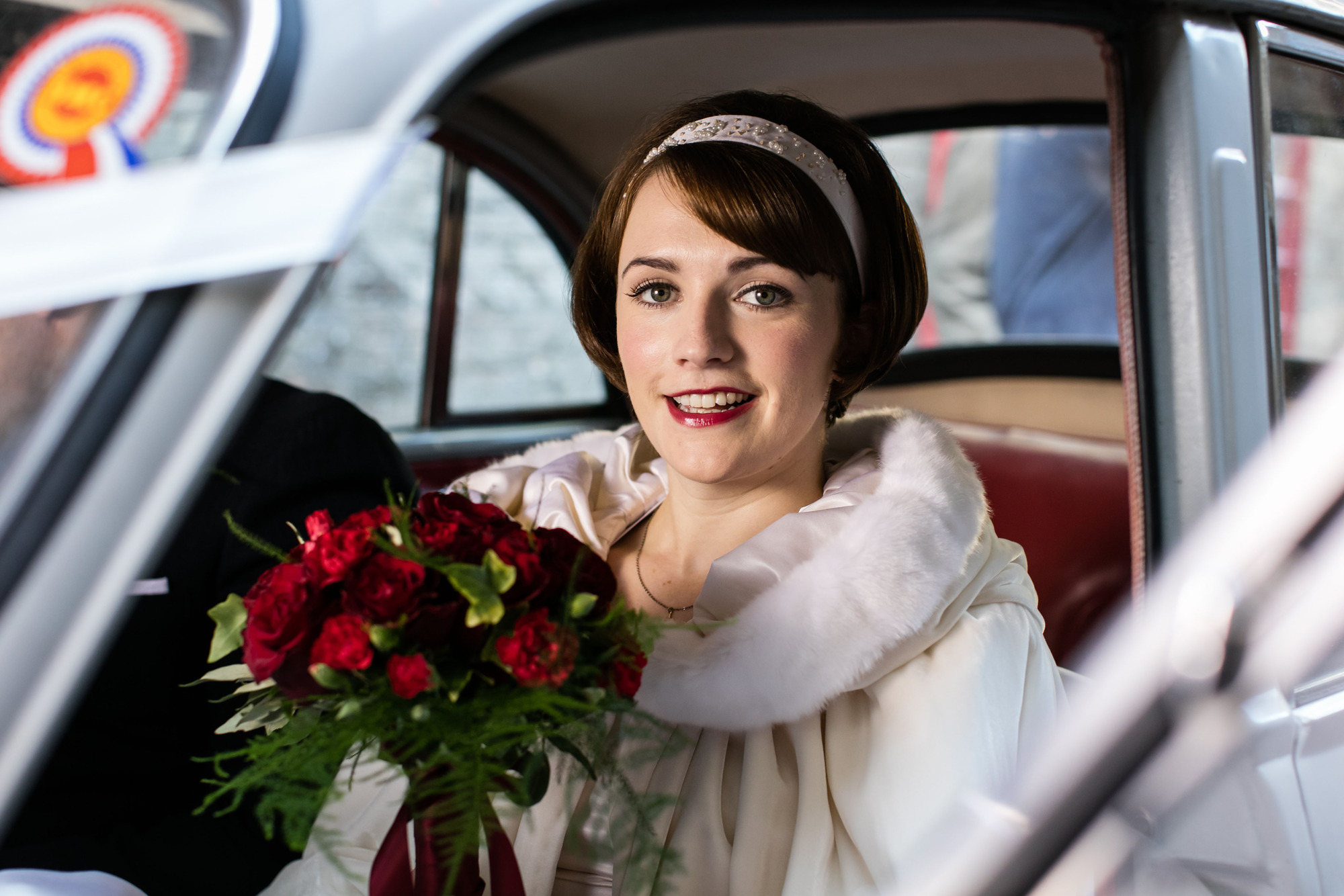 Nurse Barbara Gilbert marries Tom Hereward in season 6 episode 8 of Call the Midwife
